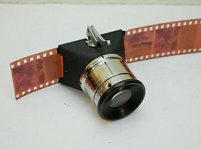 35mm Film Slide Viewer Magnifier for viewing KOMZ USSR