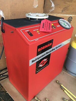 ROBINAIR 17150A Refrigerant Recycling System R-12 R-22 500 502 - NEW In Box. NOS