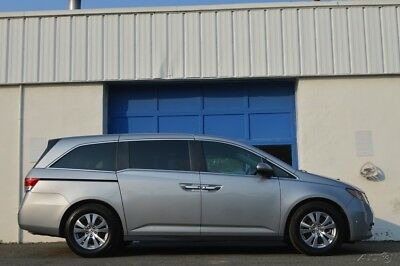 Honda Odyssey EX Repairable Rebuildable Salvage Runs Great Project Builder Fixer Easy Fix Save