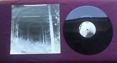"""the CURE A Forest UK 12""""  Fiction Records FICSX 10 SERIOUS GOTH HISTORY amazing"""