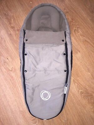 Bugaboo footmuff Khaki VERY GOOD CONDITION.