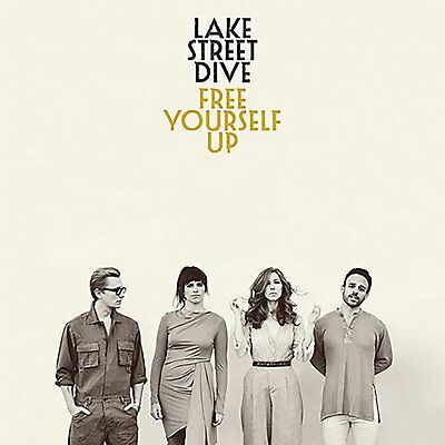 Lake Street Drive Free Yourself Up CD