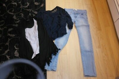 Abercrombie & Fitch, Ally B. Girls Clothes Lot, Size 12-14 Jeans