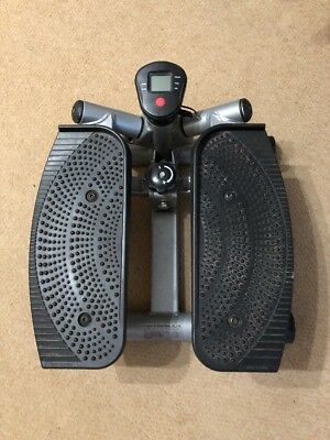 Mini Stepper Aerobic Exercise Machine Twist Stepper