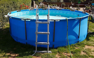 Intex Metal Frame Pool 3,66m x 1,00m    *WIE NEU*