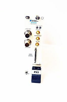 National Instruments NI PXI-5431 High-Accuracy Analog Video Signal Generator