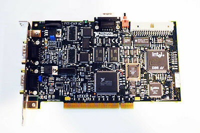National Instruments NI PCI-CAN/LS2 Dual Port Low Speed can Interface