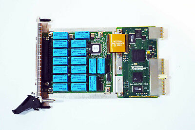 National Instruments PXI-2564 16-Channel, 5 A, SPST PXI Relay Module