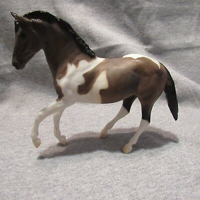 Breyer 750601 Ginger Grullo Pinto Mare America's Wild Mustangs Set MARE ONLY