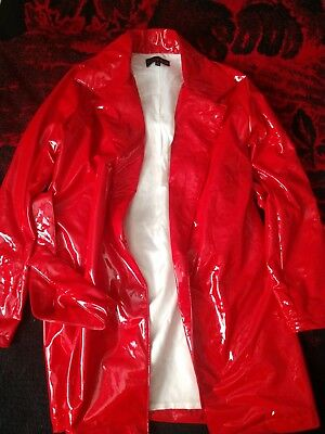 ASSASSINATION NATION L.A. Premiere Promo Trench Coat  by DOLLS KILL L/M/S