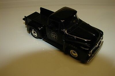 1956 Ford F-100 diecast pickup with DTI markings 1/32