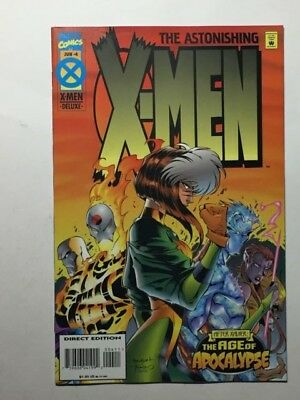 Astonishing X-Men (1995 1st Series) #4 | Age of Apocalypse | Marvel
