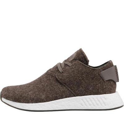 cbe2d73c5 Adidas x Wings + Horns NMD C2 in Simple Brown Gum CG3781 Free Shipping