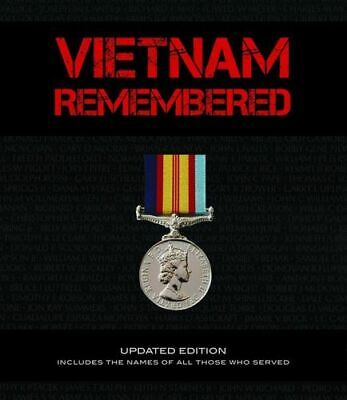 NEW Vietnam Remembered : Updated Edition By Gregory Pemberton Hardcover