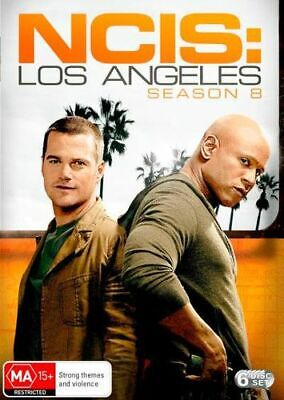 NEW NCIS : Los Angeles - Season 8 DVD Free Shipping