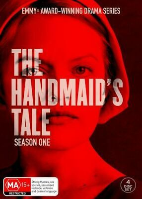 NEW The Handmaid's Tale DVD Free Shipping