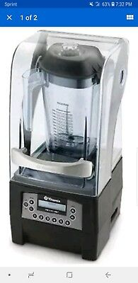 Vitamix,36019,The Quiet One,ON-Counter,VM0145 Commercial Blender W/ container