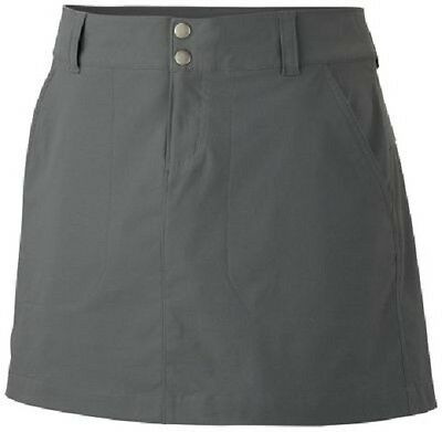NEW Columbia Women's Saturday Trail Skirt Size 12 UPF 50 Protection $45 Retail