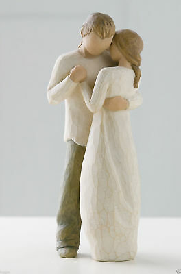 Willow Tree Figurine Promise The Promise Of Love By Susan Lordi 26121
