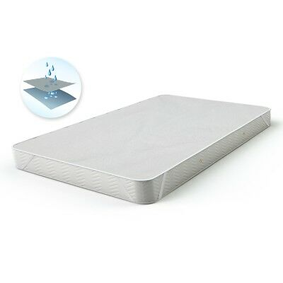 Waterproof mattress incontinence protector breathable sheet pad topper 200x220cm