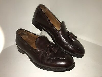 BROOKS BROTHERS Loafers with Tassels Mens Shoes Brown  [Used]