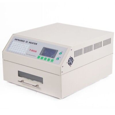 T962A REFLOW OVEN 300X320mm CE APPROVED DURABLE SERVICE NOVEL DESIGN SPECIAL BUY