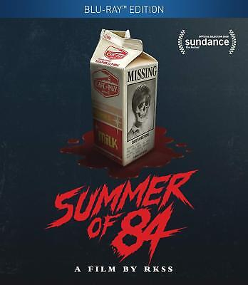 Summer of 84 Graham Verchere [84 minutes] [2018]  [NR] [Blu-ray] NEW