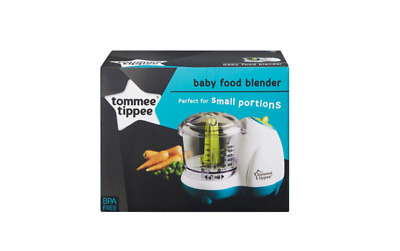 Tommee Tippee Baby Food Blender Easy to Clean-container Lid Safety Lock