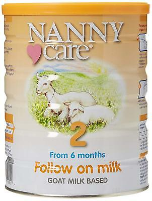 Nanny Care Goats Milk - Follow on Milk - Stage 2 900g (Pack of 5)