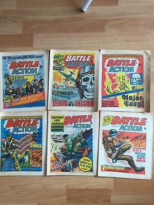 Battle Action Comic 1977