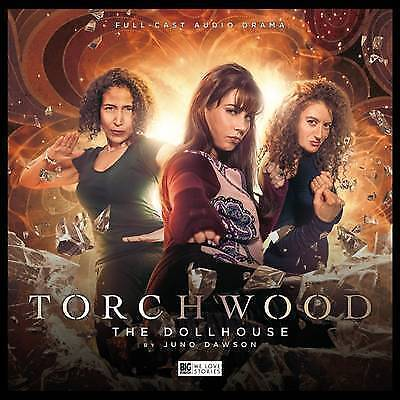 TORCHWOOD 14 - THE DOLLHOUSE (Doctor Who) Big Finish CD
