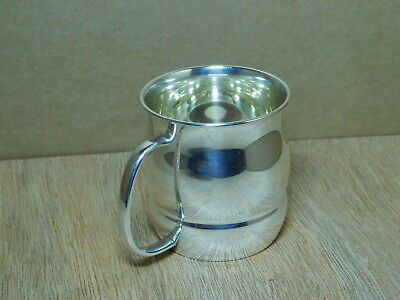 """Towle Sterling Silver Child's Cup ~ 10782 ~ 58 grams ~ """"Marcie"""" monogram"""