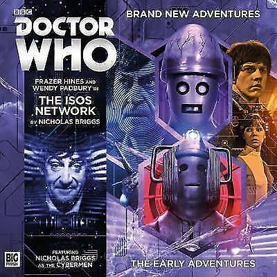 Doctor Who The Early Adventures 2.4: The Isos Network CD Big Finish