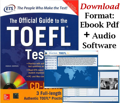 Official Guide to the TOEFL Test With 4th Edition EB00K P.DF + Audio Program MP3