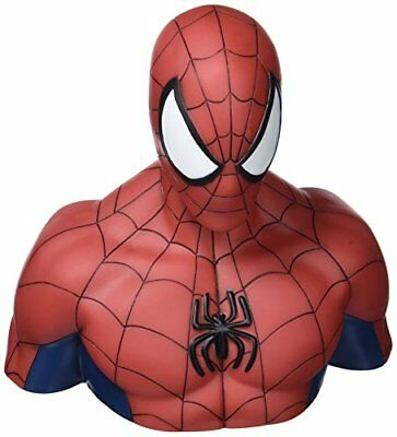 46208 SPIDER-MAN DELUXE BUST BANK