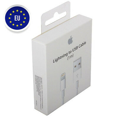 NEW Original iPhone Lightning to USB Charger Cable Genuine for X 8 7 6 Plus 1m