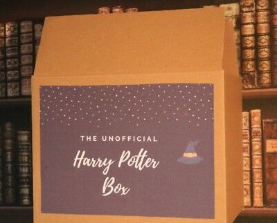Mystery Unofficial Harry Potter Box - For Wizards And Muggles Only!!!