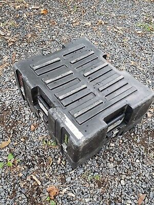 Locker Chest Foot Case 18 x 14 x 9 Ammo Gun Camp Military Shipping Hardigg Type