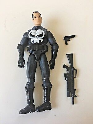 Marvel Universe Hasbro Series 3 The Punisher Action Figure (B)