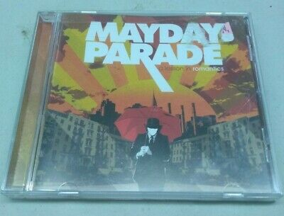 A Lesson In Romantics By Mayday Parade CD Jul 2007 Fearless Records