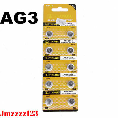 LR41 (192/AG3/392) Battery 1.5V Alkaline Button Cell Batteries Sydney Stock