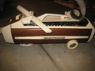 Vintage Electrolux Vacuum Olympia One Canister