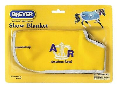 Breyer American Royal CHAMPION Blanket for Breyer Horse