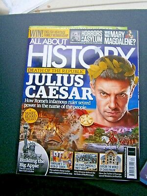 All About History Magazine Issue 63 (new) 2018