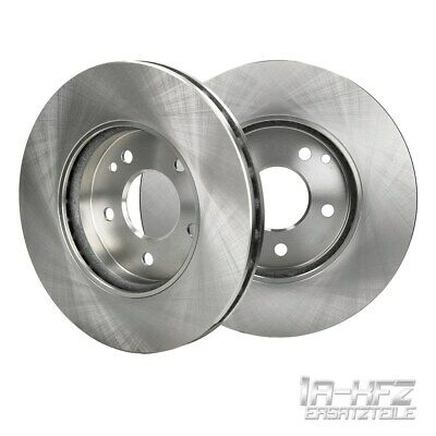 Set 2 pezzi disco freno ant Ø288mm Mercedes-Benz Classe C E CLK SLK R171 1993-11