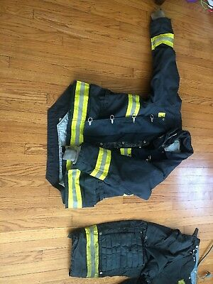 Used Firefighter's Turnout Gear
