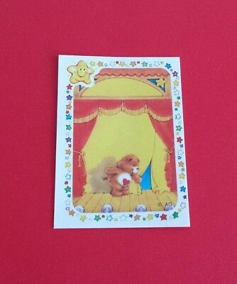 Vintage 1985 Panini Care Bears Sticker #13