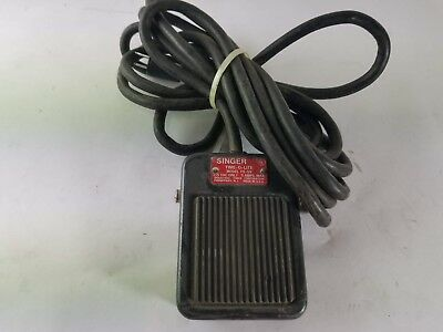 Singer Time-O-Lite Model FS-59 Foot Pedal Switch