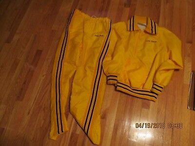 Lerone Bennett Jr Estate: Personalized Central State University (Oh) Track Suit