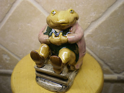 """Beatrix Potter, """"Mr. Jackson"""" 1974 Toad.  Made in England"""